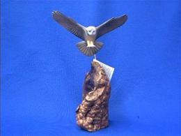 owl figurine john perry