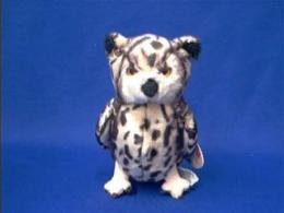 spotted owl stuffed animal plush