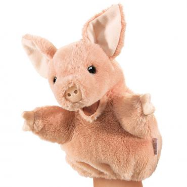 Pig Puppet Small Plush