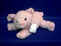 pig stuffed