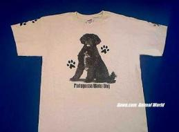 portuguese water dog t shirt