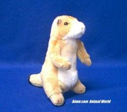 prairie dog plush stuffed animal