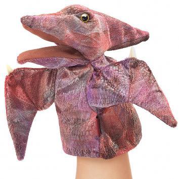 Pteranodon Puppet Small Plush