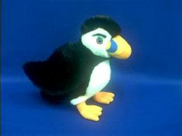 puffin stuffed toy