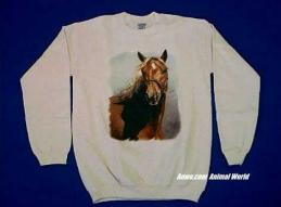 quarter horse sweatshirt