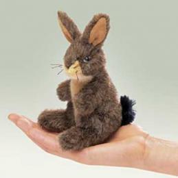 jack rabbit finger puppet folkmanis