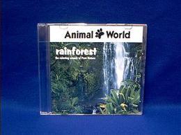 rainforest sounds cd