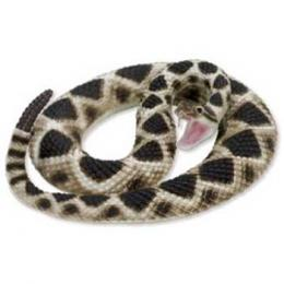 lifesize rattlesnake toy miniature large