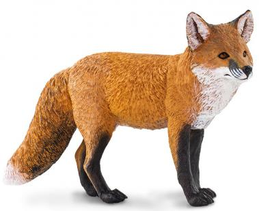 Red Fox Toy Large Replica