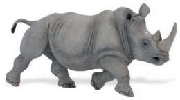 rhino toy large figurine
