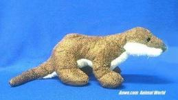 river otter plush stuffed animal toy