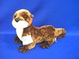 river otter plush stuffed animal