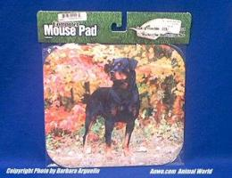 rottweiler mousepad