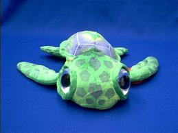 sea turtle stuffed animal plush big eyes