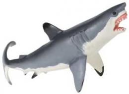 great white shark toy