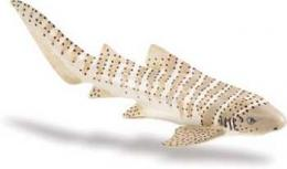shark toy miniature zebra shark