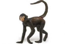 spider monkey toy miniature