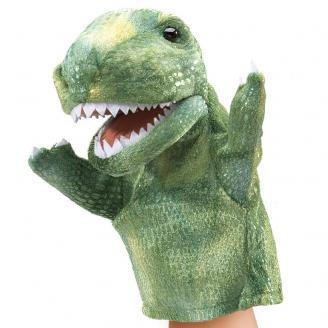 T Rex Puppet Small