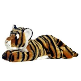 tiger plush stuffed animal aurora indira