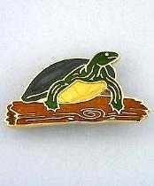 turtle pin brooch eb1141a