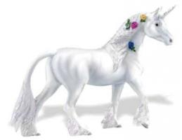 unicorn toy miniature 875529