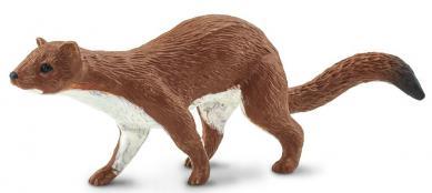 Weasel Toy Miniature Replica