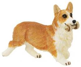 welsh corgi toy replica