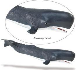 sperm whale toy