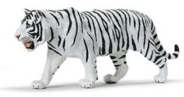 white tiger toy animal large wildlife wonders