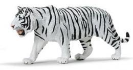 white tiger toy animal large wildlife wonders