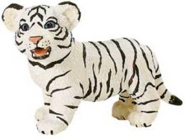 white bengal tiger toy cub