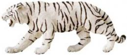 white siberian tiger toy adult