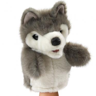 Wolf Puppet Small Plush