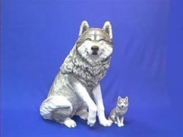 wolf sandicast