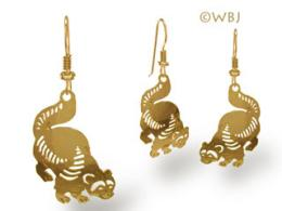 wolverine earrings