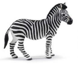 zebra toy miniature adult