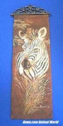 zebra wall banner tapestry
