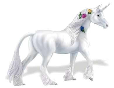 Unicorn Toy Figurine Einhorn At Animal World 174