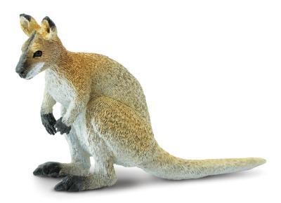 Wallaby Toy Miniature Replica Anwo