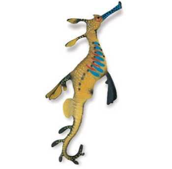 Sea Dragon Toy Weedy Seadragon at Animal World®.