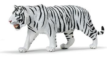 White Tiger Large Toy Animal Wildlife Wonders At Animal World 174