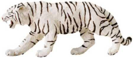White Tiger Toy Siberian Tiger Adult at Animal World®
